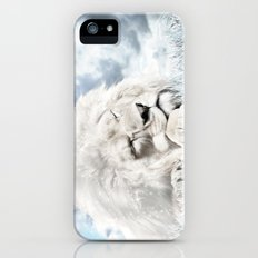 Barbary Lion iPhone (5, 5s) Slim Case
