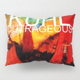 KUHL : OUTRAGEOUS Pillow Sham