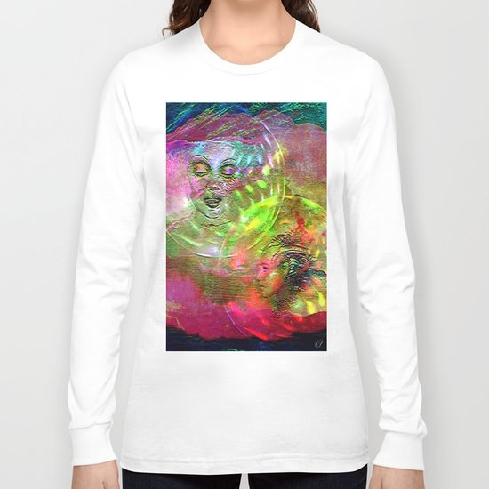 """ Zavijava ""  Long Sleeve T-shirt"