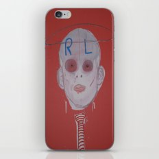 R & L iPhone & iPod Skin