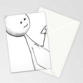 Who's To Say Stationery Cards