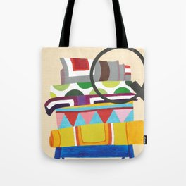 Q is for Quilt Tote Bag
