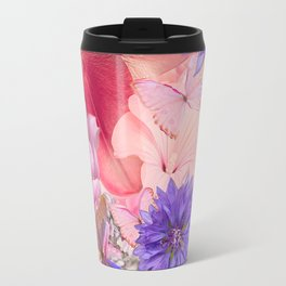 My Day In Fantasy Garden - #society6 #buyart Travel Mug