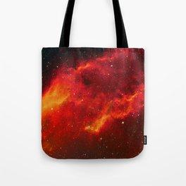 Emission Nebula Tote Bag