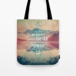 Adventure&Mountain Tote Bag