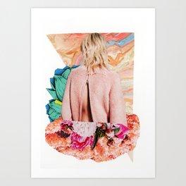 Bloom 15 Art Print
