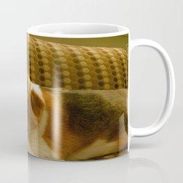 Sleepy Beagle Coffee Mug