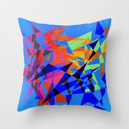 Deko - Pattern Throw Pillow