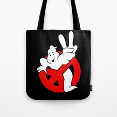 Rest In Peace Egon Tote Bag