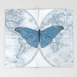 World Traveler Light Throw Blanket