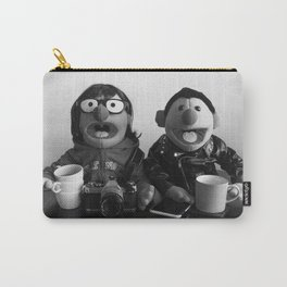 Modern Puppet Gothic Carry-All Pouch