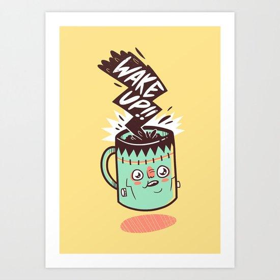 Alive! Art Print