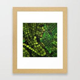 Kiss of the Vipress Framed Art Print