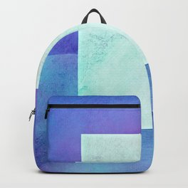 Square Composition XI Backpack