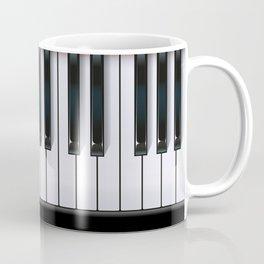 Piano Coffee Mug