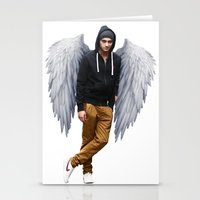 zayn Stationery Cards featuring Zayn by gutsngore