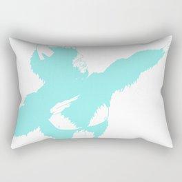 Abdominable Snowman Rectangular Pillow