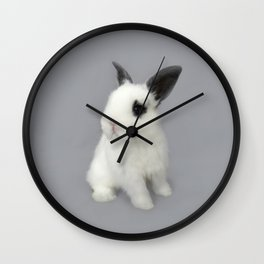 Little Rabbit Wall Clock