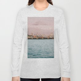 pink skies ii Long Sleeve T-shirt