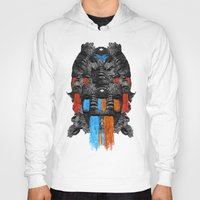 mask Hoodies featuring MASK by DIVIDUS
