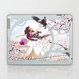 Lady on a Tightrope Laptop & iPad Skin