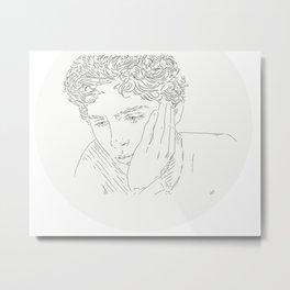 Elio- Metal Print