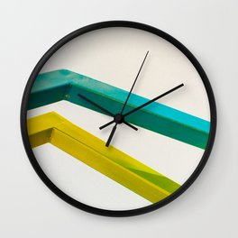 Bend Wall Clock