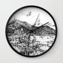 Charlotte Amalie, Saint Thomas Wall Clock