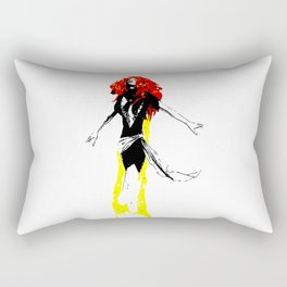 Dark Phoenix Rectangular Pillow