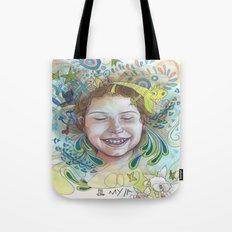 Giggle Tote Bag