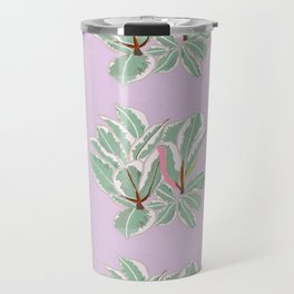 Rubber Tree Variegated Travel Mug