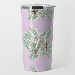 Rubber Tree Variegated Travel Mug