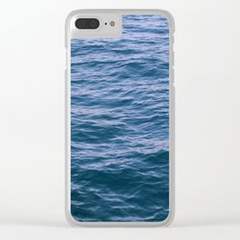 Sea - Water - Ocean Clear iPhone Case
