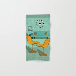 Room For Conversation Hand & Bath Towel