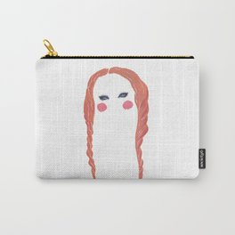 Magnetic Eyes Carry-All Pouch