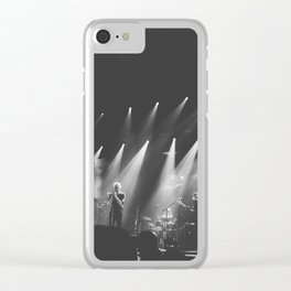 The National in Stockholm Clear iPhone Case