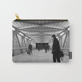 To Train Carry-All Pouch