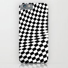 hypnotic waves Slim Case iPhone 6