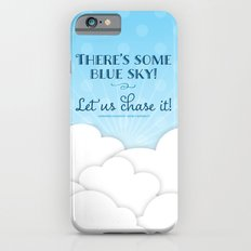 Jane Austen Sense & Sensibility Blue Sky Print Slim Case iPhone 6
