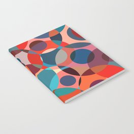 Crowded place Notebook