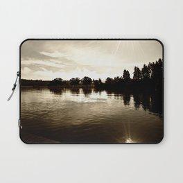 Loch Lomond Sunshine Laptop Sleeve