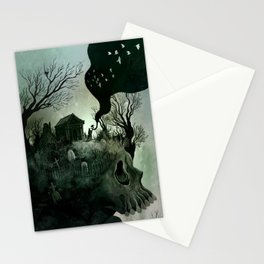 The Forgetting Place Stationery Cards
