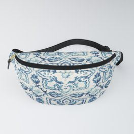 Azulejo IV - Portuguese hand painted tiles Fanny Pack