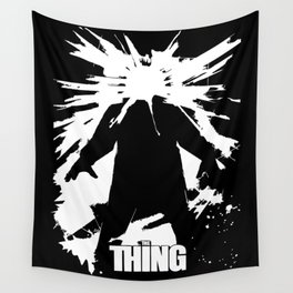 The Thing - John Carpenter Wall Tapestry