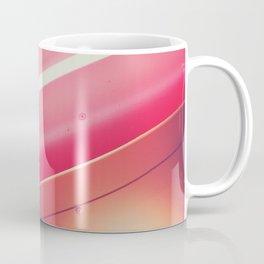 Pink Neon Glow Coffee Mug