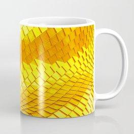 Gold dragon skin Coffee Mug