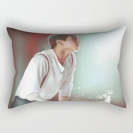 Jung Kook Rectangular Pillow