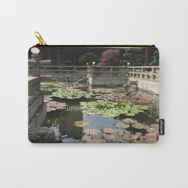 Temple waters  Carry-All Pouch