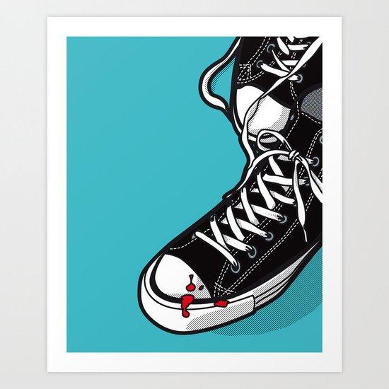Pop Icon - I Robot Art Print