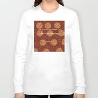 agnes Long Sleeve T-shirts featuring Agnes Martin by Christine Eglantine